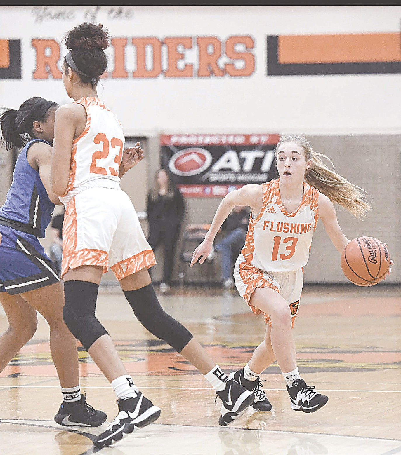 Lady Raiders Notch First Win On The Hardwood